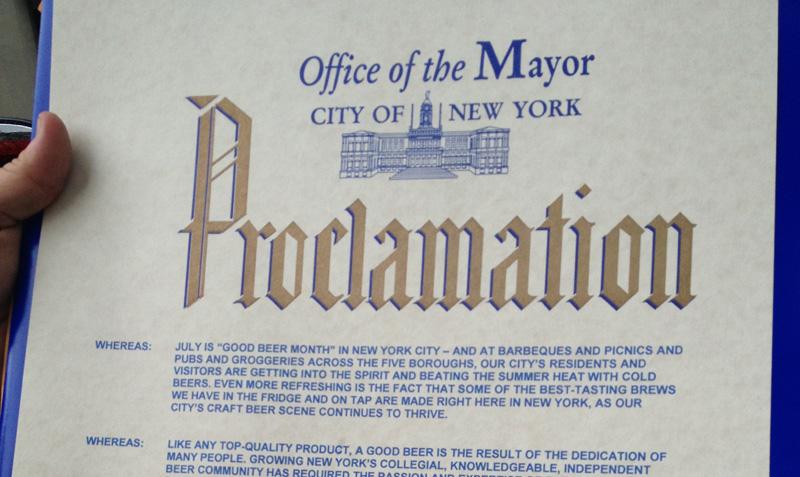 Proclamation2013