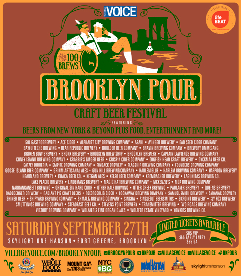BrooklynPour